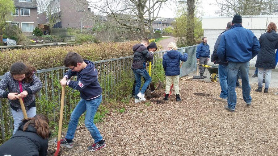 100 fruitbomen geplant bij Haarlemmermeerse basisscholen