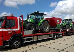 LJ de Wilde - Verhuur - Vrachtauto's, Tractors en diepladers (2)