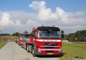 LJ de Wilde - Verhuur - Vrachtauto's, Tractors en diepladers (4)