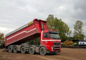 LJ de Wilde - Verhuur - Vrachtauto's, Tractors en diepladers (5)